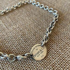 Tiffany & Co. Choker Necklace